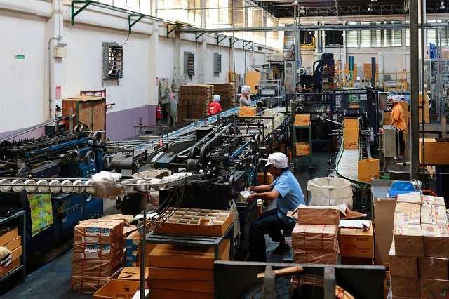 Túlóra, gyár, termelés