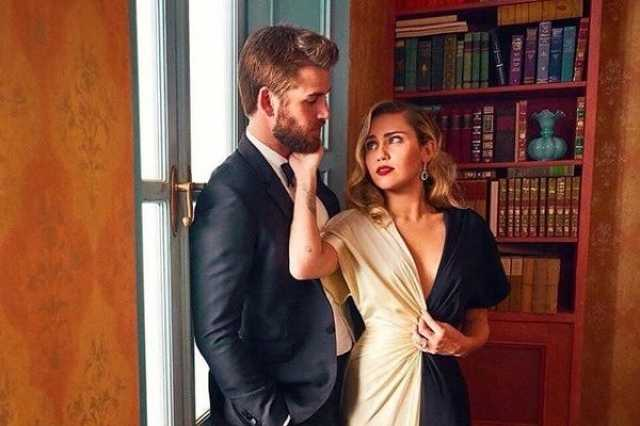Miley Cyrus és Liam Hemsworth