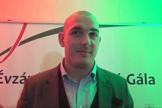 2018 Legjobb férfi atlétája: Halász Bence