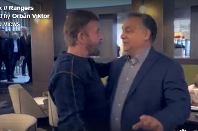 Orbán Chuck