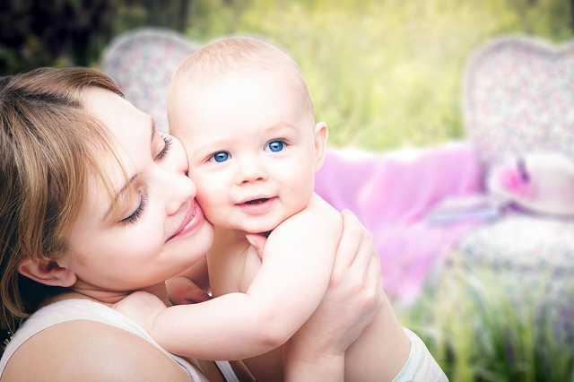 Anya és gyereke