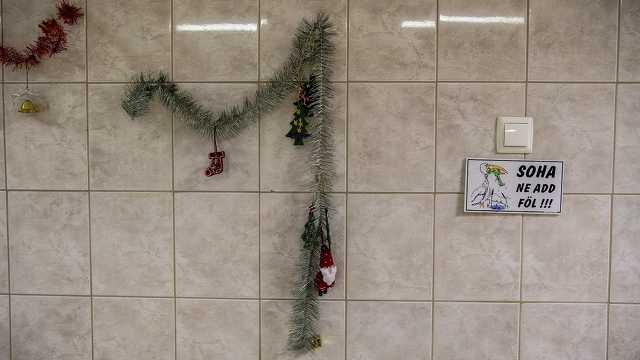 Megittam az adagomat, és ugyanúgy eltelt a karácsony, mint bármelyik nap
