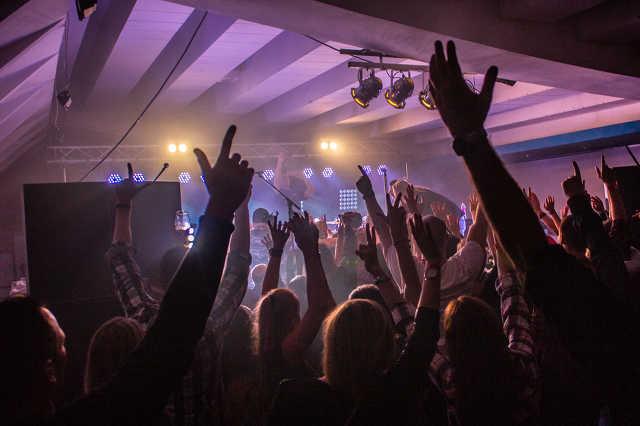Ocho Macho koncert 2018 Szombathely Agora Savaria Mozi