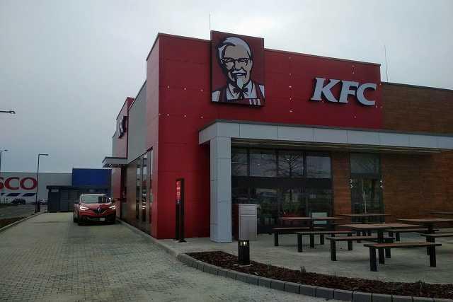 Megnyílott a szombathelyi KFC