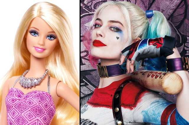 Harley Quinn most Barbie lesz