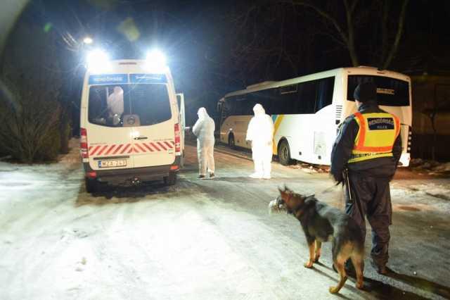 Osztrák férfi gyilkolt Veszprém megyében