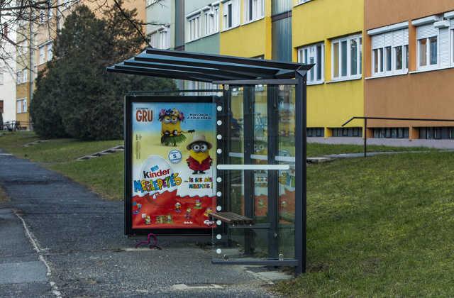 Áttelepített buszmegálló - visszahívásra vár