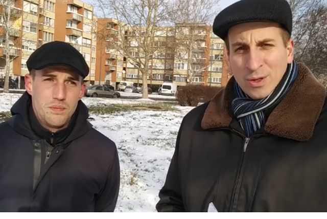 Horváth Soma és László Győző