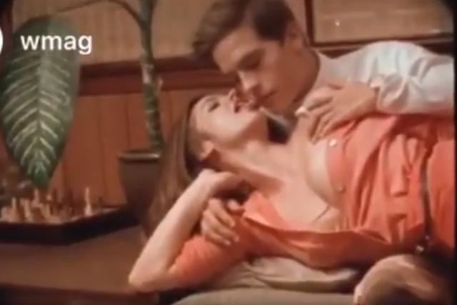 Palvin Barbi pasijával erotikázott