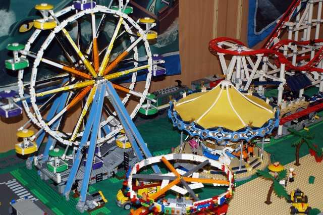 LEGO-kiállítás Celldömölkön