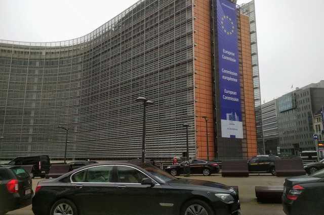 Brüsszel, Európai Bizottság