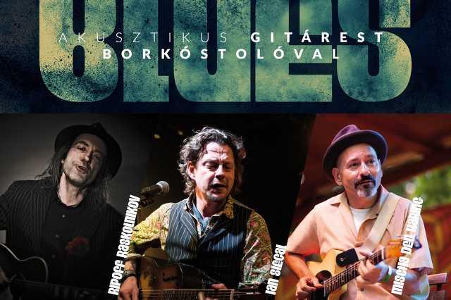 Bor és blues Bükön! PR