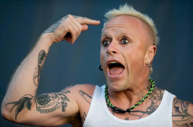 Meghalt a Prodigy énekese, Keith Flint