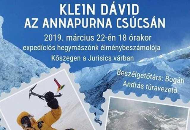 Klein Dávid Kőszegen