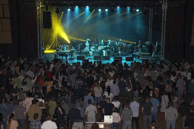 Quimby koncert az Agora MSH-ban