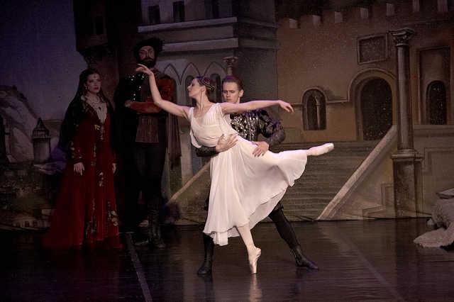 Rómeó és Júlia Kiev City Ballet