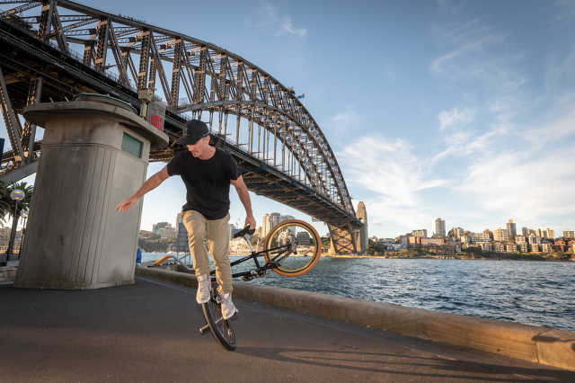 Söre Péter Ausztráliában