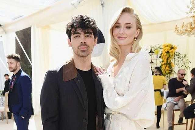 Joe Jonas és Sophie Turner