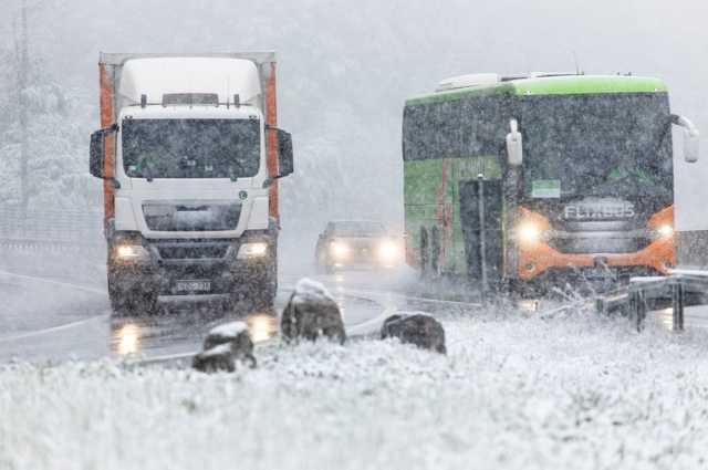 Havazás májusban Németosrzágban