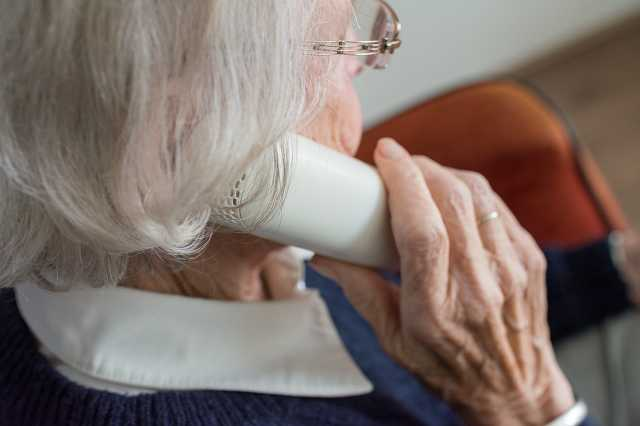 Nagymama telefon nyugdíjas