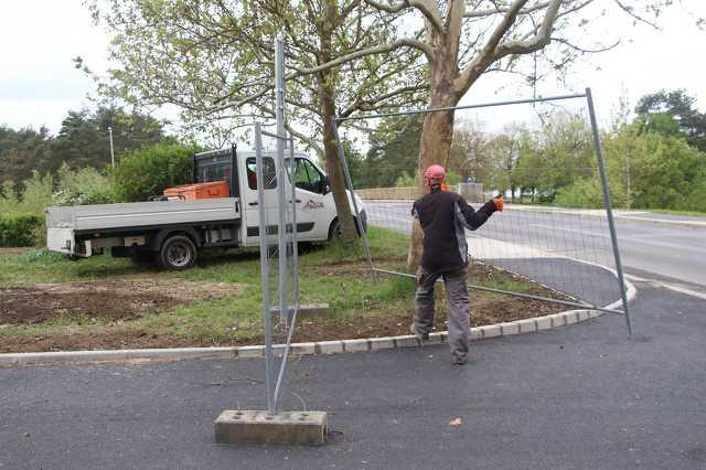 Átadták a Váci utcai parkolót