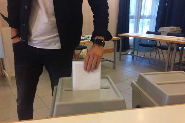 Európai parlamenti választás Szombathelyen 2019