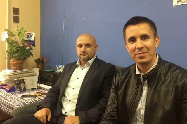 Czeglédy Csaba és Szuhai Viktor