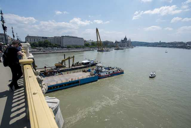 Dunai hajóbaleset, Hableány