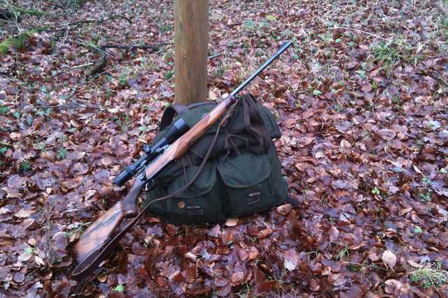 Fegyver, vadász