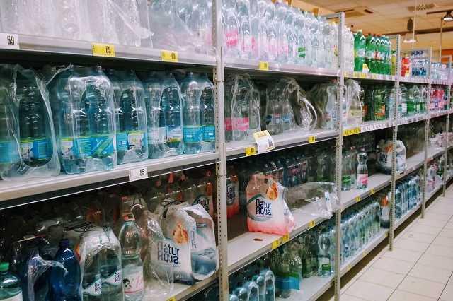 Műanyag, PET palackok