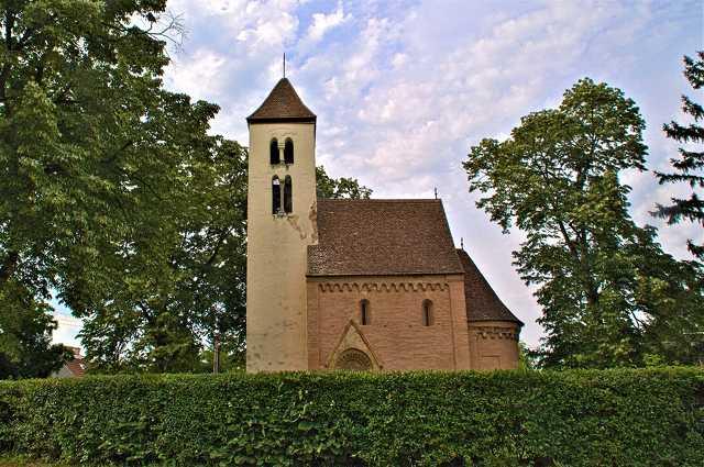 Csempeszkopács Szent Mihály templom