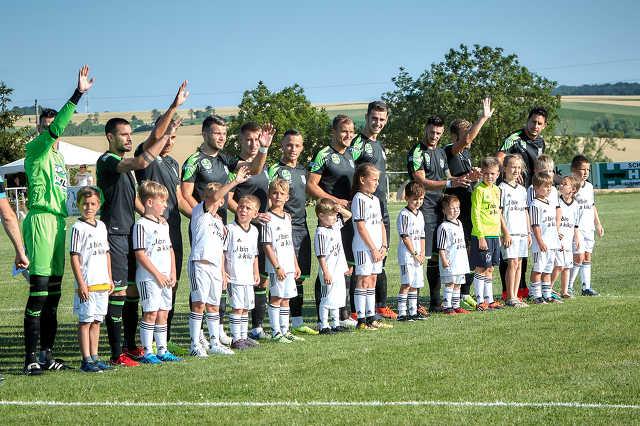 Haladás-SC Schachendorf Mérkőzés