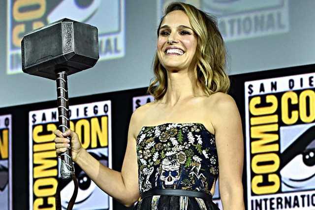 Natalia Portman lesz a női Thor