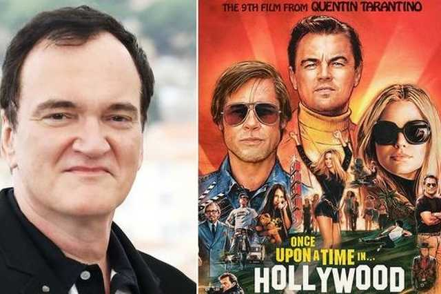 Quinten Tarantino, Volt egyszer egy Hollywood