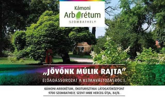 arborétum plakát