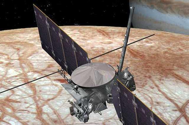 Űrszondát indít a NASA a Jupiter holdjára