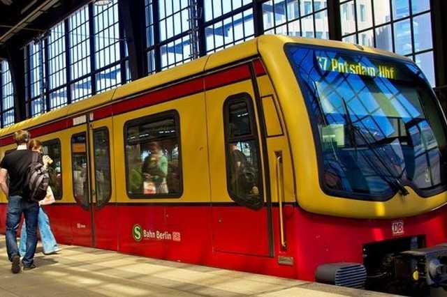 Berlin metró