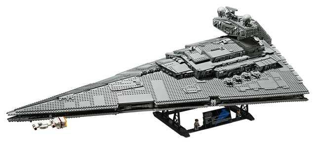 LEGO Birodalmi Csillagromboló