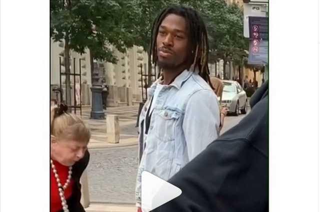 Budapesten leköpték Will Smith stábjának egy tagját