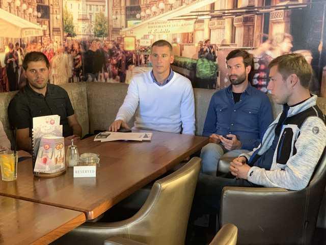 Éljen Szombathely - Momentum sajtóbeszélgetés