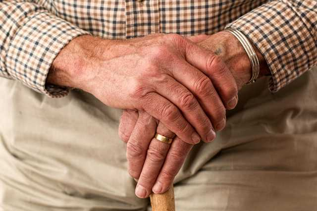 Idős ember