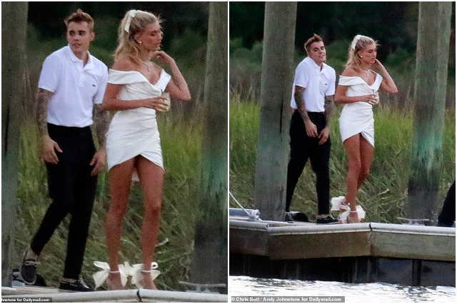 Justin és Hailey Bieber esküvője