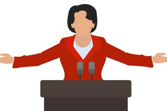 Női politikus