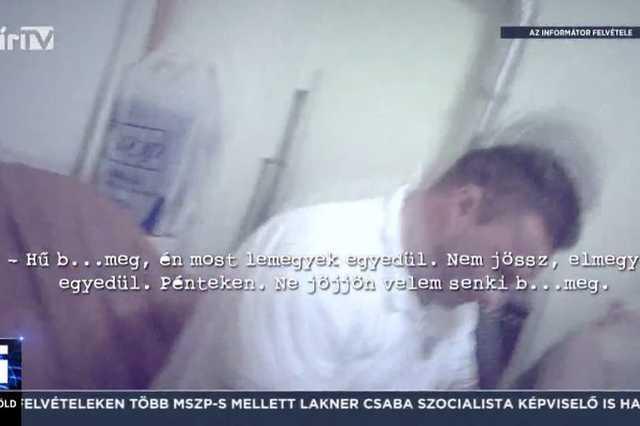 Lackner Csaba videó