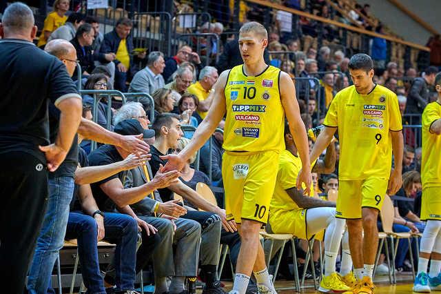 Falco-Sopron BL kosárlabda mérkőzés