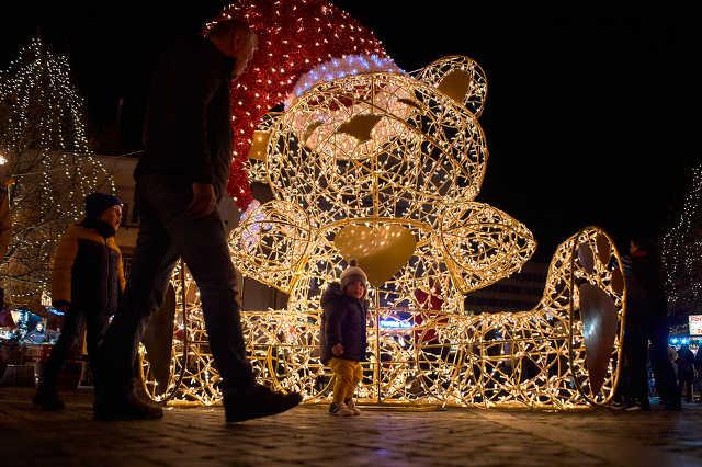 Karácsonyi vásár a Főtéren