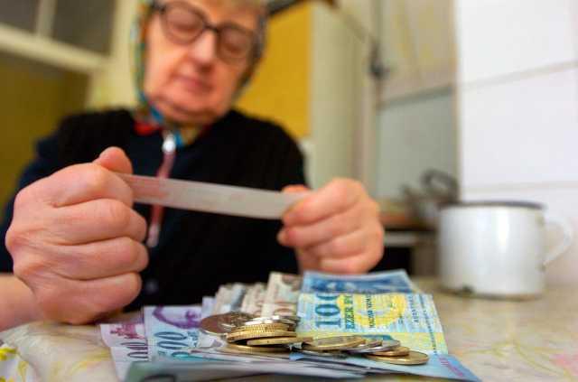 szegény nyugdíjas
