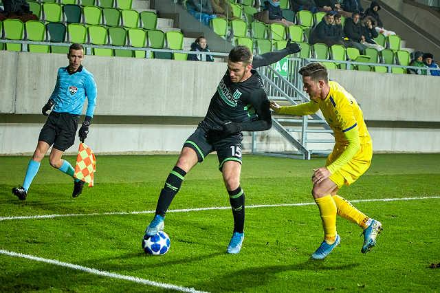 Haladás-Gyirmót FC NB2 mérkőzés