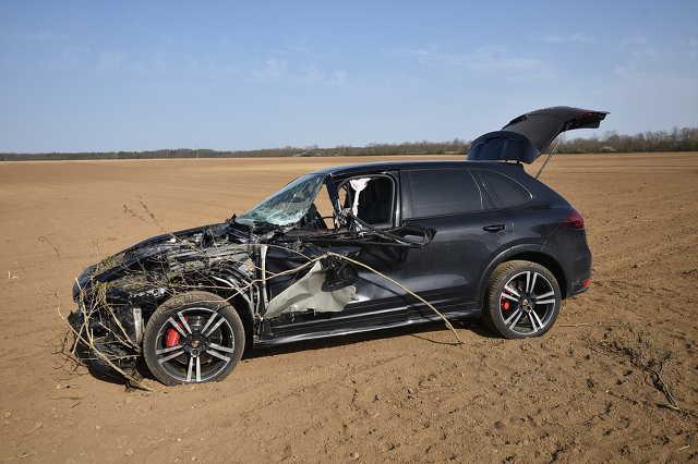 Porsche balesete