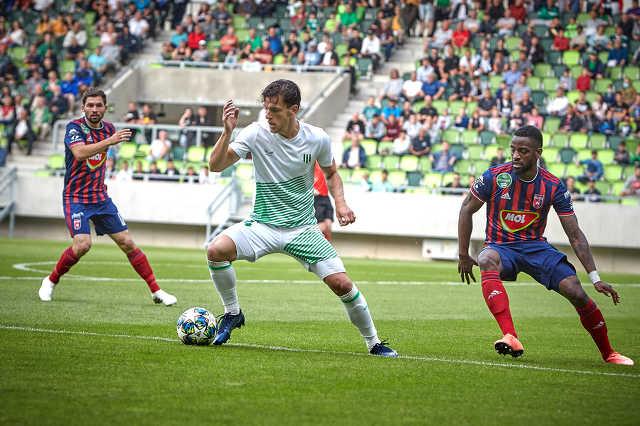 Haladás-MOL Fehérvár FC mérkőzés